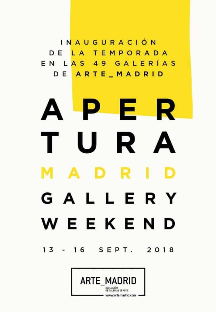 Eventos en Madrid en Septiembre 2018
