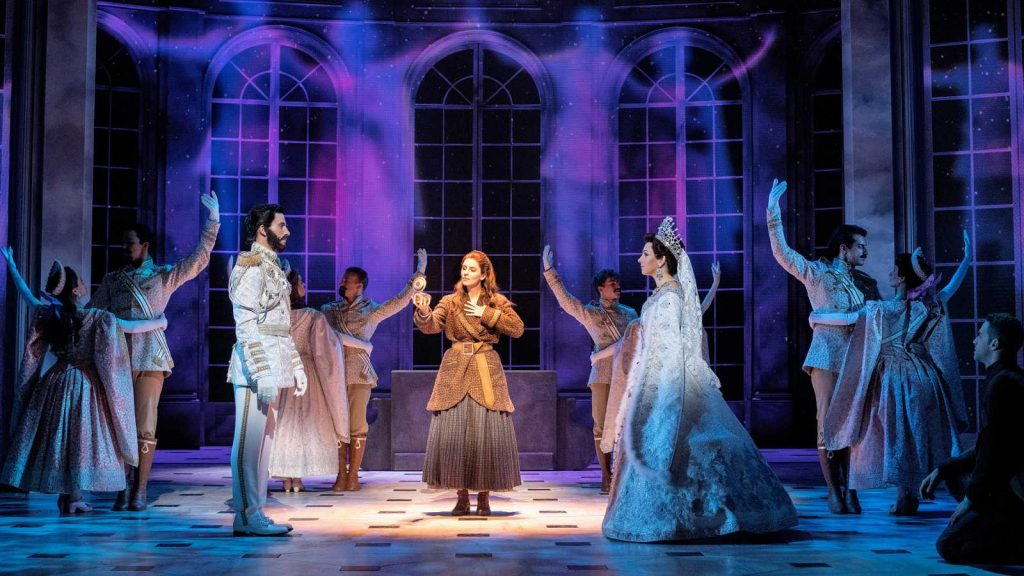 Musical Anastasia en Madrid