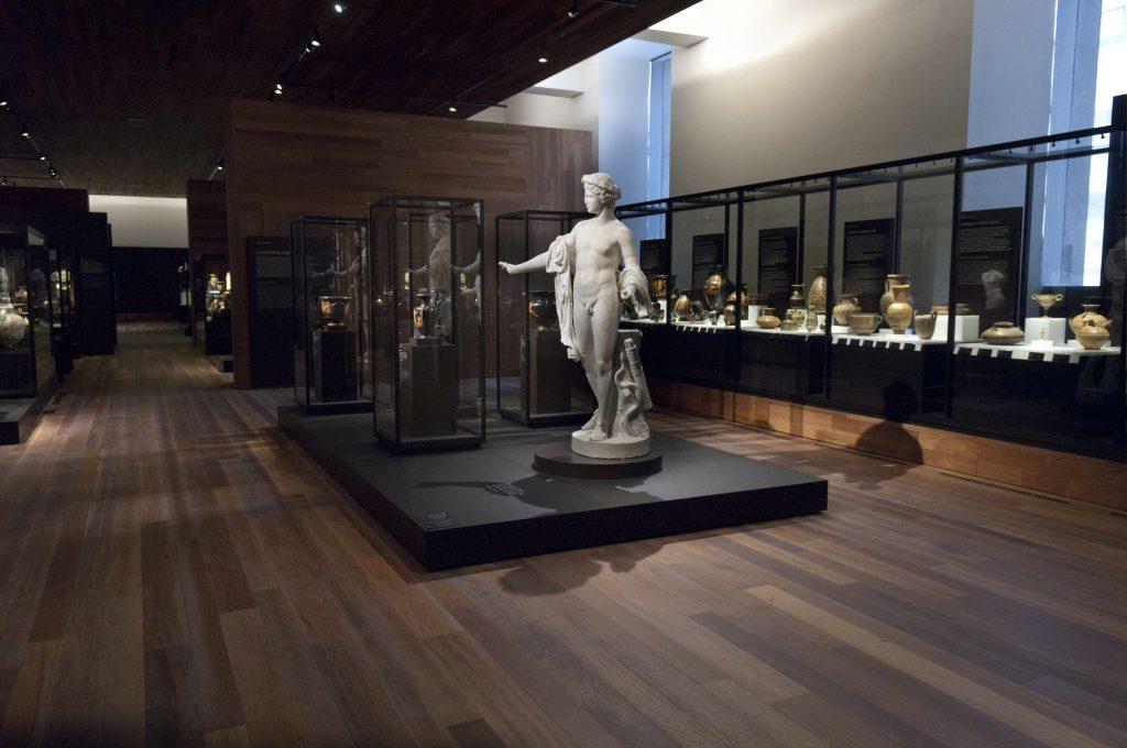 Museo Arqueológico Nacional en Madrid
