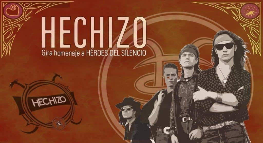 Hechizo - Tributo a Héroes del silencio