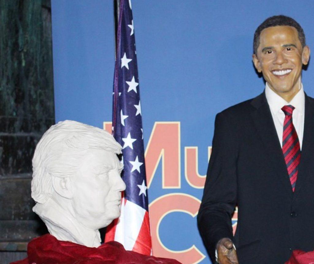 Museo de Cera Obama - Érase un hotel