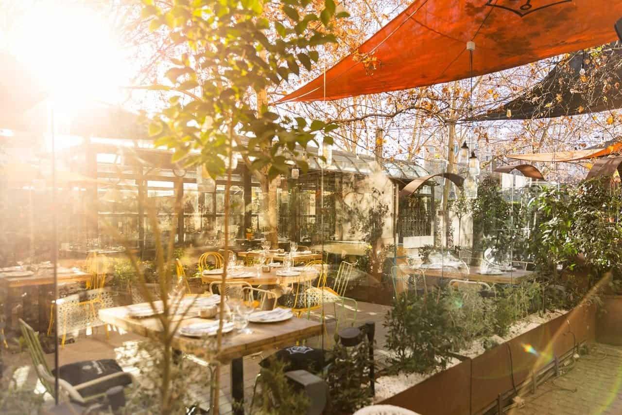 Las 5 Mejores Terrazas De Madrid érase Un Hotel