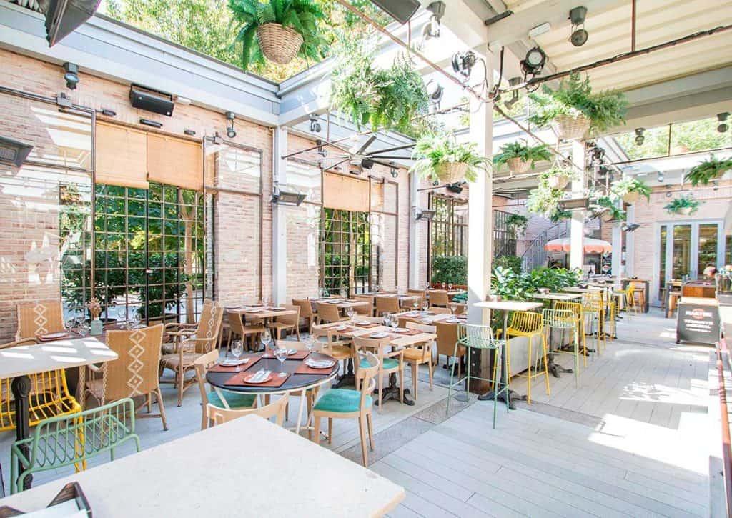 Las 5 mejores terrazas de Madrid Florida Retiro