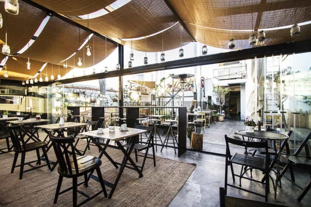 Las 5 mejores terrazas de Madrid The Hat Madrid
